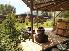 Refugio Rural Majadas Hostal-spa, Pirque