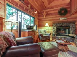 Enchanted Cabin in the Woods, Garfield