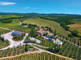 Agriturismo Le Gallozzole, Monteriggioni