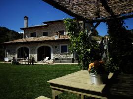Valcocchiara Retreat, Montenero Val Cocchiara