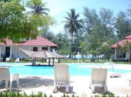 Hotel Sudara Beach Resort, Kampong Cham Tangga