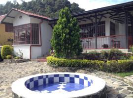 Casa La Gregorienne, La Vega
