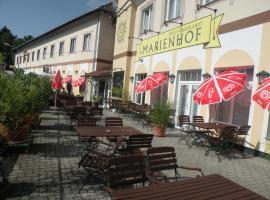 Hotel Restaurant Marienhof, Unterkirchbach