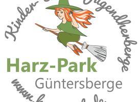 "Kinder- und Jugendherberge ""Harz-Park"" Güntersberge, Güntersberge"
