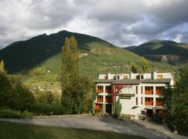 Hotel El Mirador, Broto