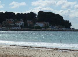 Sablettes, La Seyne-sur-Mer