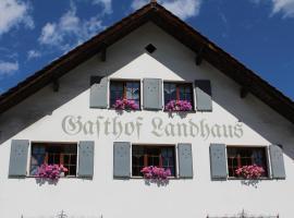 Landhuus Frauenkirch, Frauenkirch