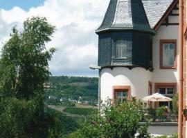 Wohnen im Burghotel, Lorch am Rhein