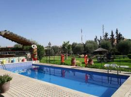 Villa Ayech, Oulad Sidi Addi