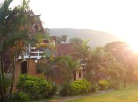 Hotel Fazenda Canto do Sabia, Esmeril