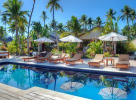 Paradise Cove Resort, Naukacuvu Island