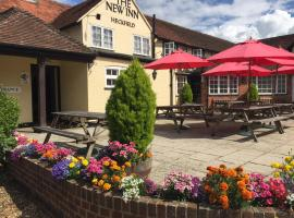 The New Inn, Heckfield