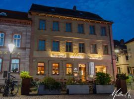 Müller! Das Weingut & Weinhotel, Hammelburg