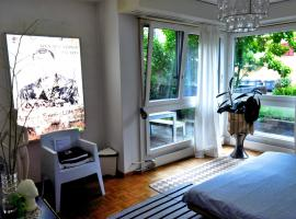 Room in the Green, Zürich