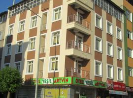 Hotel Yesil Artvin, Erzurum