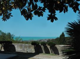 Villa Mangini, Livorno