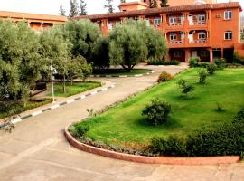 Hotel AL BASSATINE, Beni Mellal