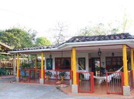 Los Guaduales Ecoparque, Popayan