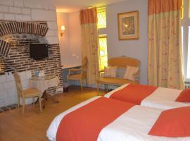 Brit Hotel Comtes De Champagne Centre Historique, Troyes