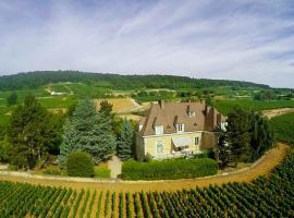 Maison d'exception au cœur des vignes, Gevrey-Chambertin