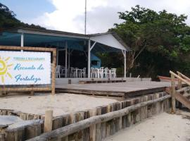 Pousada Recanto da Fortaleza, Ilha do Mel