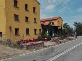 Hotel El Molino, Bezas