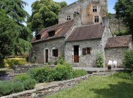 House Le moulin de courmenant, Rouez