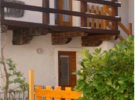 Casa Arcuri, Giumaglio