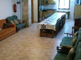Casa Rural Juansinena, Nuin