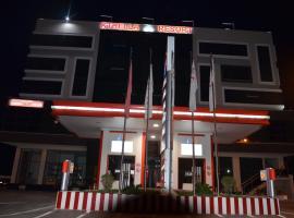 Hotel Kthella Resort, Rasfik