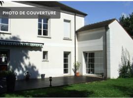 Maison contemporaine 210 m2 entre Disney et Paris, Champs-Sur-Marne