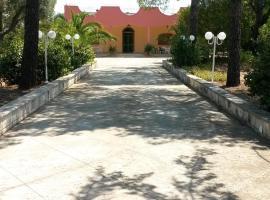 Villa Wally, Oria
