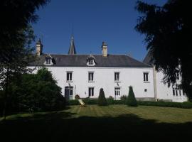 Chateau de la Rucquetiere, Le Lorey