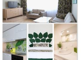 """""""Home by Viktory"""" GREEN Apartment"""