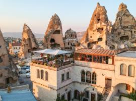 Cappadocia Cave Land Hotel, Göreme