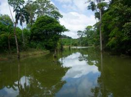 La Laguna del Lagarto Lodge, Pital