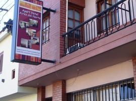 Apart Hotel Aires del Norte, San Salvador de Jujuy
