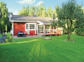 Holiday home Ambjörnarp Ekhyltan, Stugan, Emtashult
