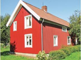 Holiday home Hulta Kronäng Sätila, Hällingsjö