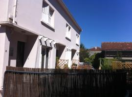 Charmant Appartement Lorraine, Tarbes