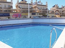 Two-Bedroom Apartment Orihuela Costa with an Outdoor Swimming Pool 08