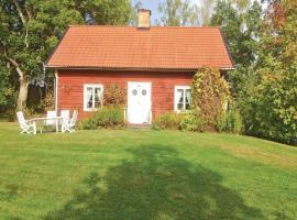 Holiday home Tjällmo Und, Tjällmo