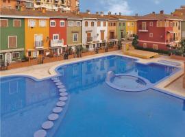 Two-Bedroom Apartment Alboraya with an Outdoor Swimming Pool 02, Alboraya