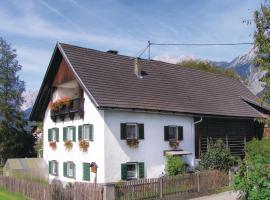Apartment Gasse VII, Oberhofen im Inntal