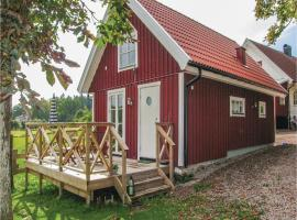 One-Bedroom Holiday Home in Hallarod, Hallaröd
