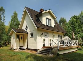 Two-Bedroom Holiday Home in Vilshult, Vilshult