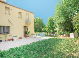 Four-Bedroom Holiday Home in La Vall Llerss, Llers