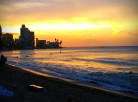 Beach Apt Isla Verde, San Juan