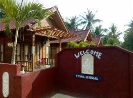 Timbool Bungalow, Nusa Penida