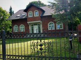 Villa Leehrte, Lehrte